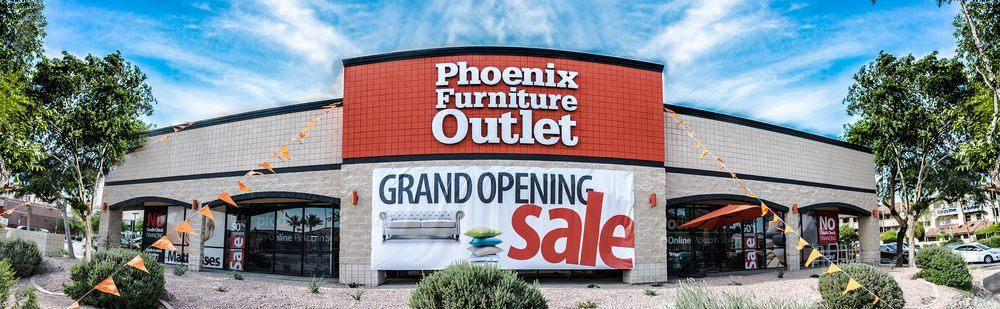 Phoenix Furniture Outlet 117 s & 28 Reviews