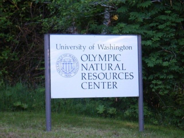 University Of Washington Olympic Natural Resources Center | 1455 S Forks Ave, Forks, WA, 98331 | +1 (360) 374-3220