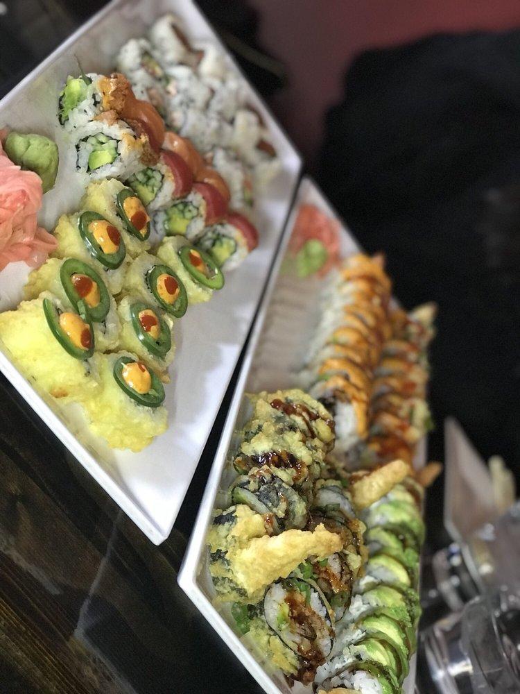 Blufin Sushi: 18584 Mack Ave, Grosse Pointe Farms, MI
