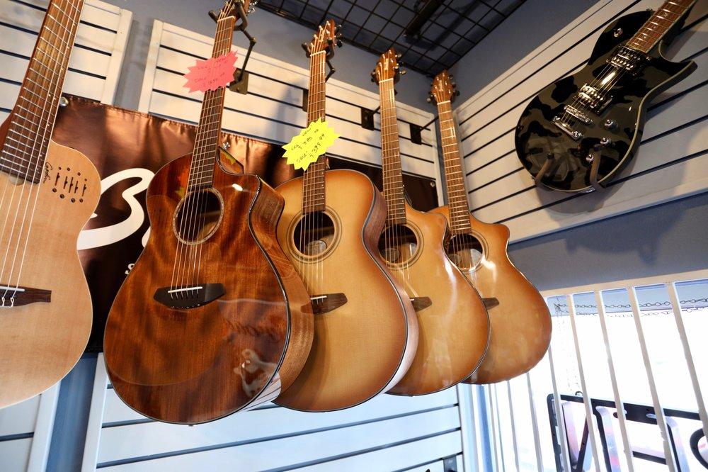 The Village Guitarist: 12220 NM-14 Scenic, Cedar Crest, NM