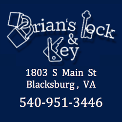 Brians lock and key