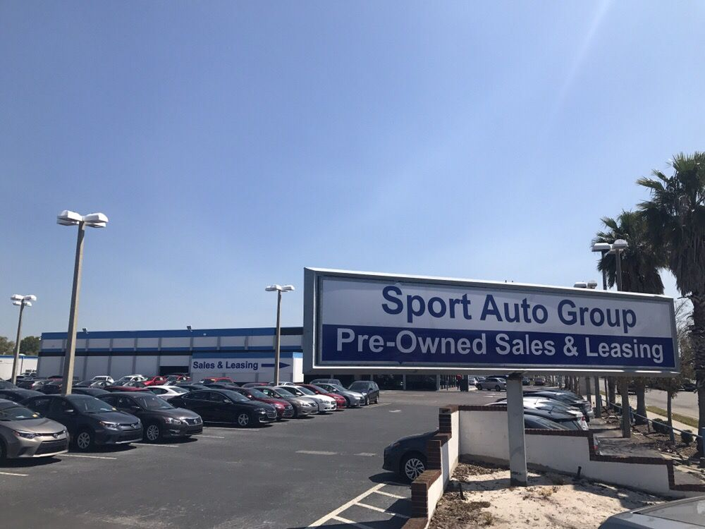 Sport Auto Group Pre-Owned Sales & Leasing