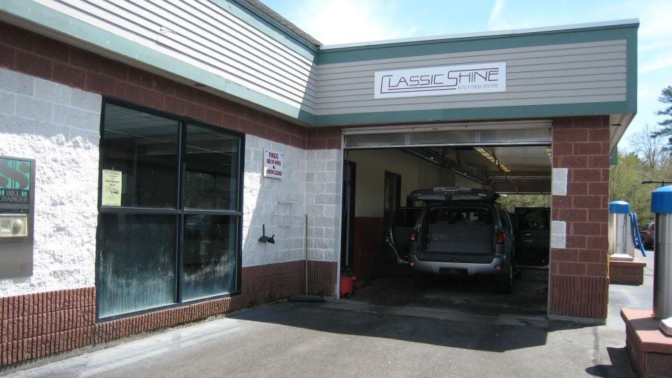 Classic Shine Auto Fitness Centers Servicing Amp Detailing 424 Washington St Norwell Ma