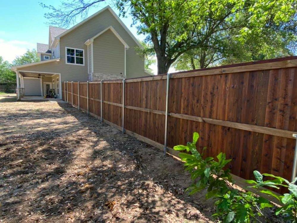 Precision Fence & Gates: 918 Irene St, Burleson, TX