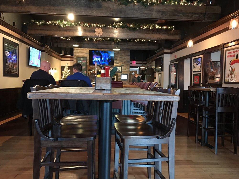 Teddy Gallagher's Irish Pub: 30 Main St, Franklin, MA