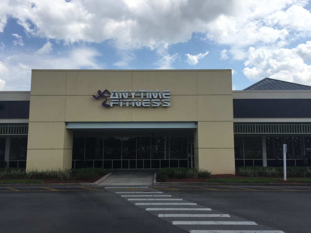 Anytime Fitness: 4112 W Town Ctr Blvd, Orlando, FL