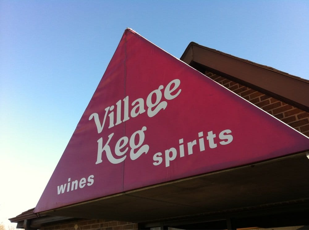 Village Keg Wine & Spirit Shop: 5 Enfield St, Cincinnati, OH