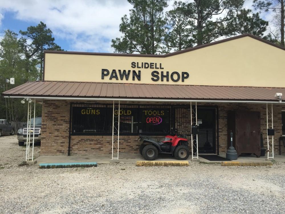 Slidell Pawn Shop: 1836 Gause Blvd W, Slidell, LA