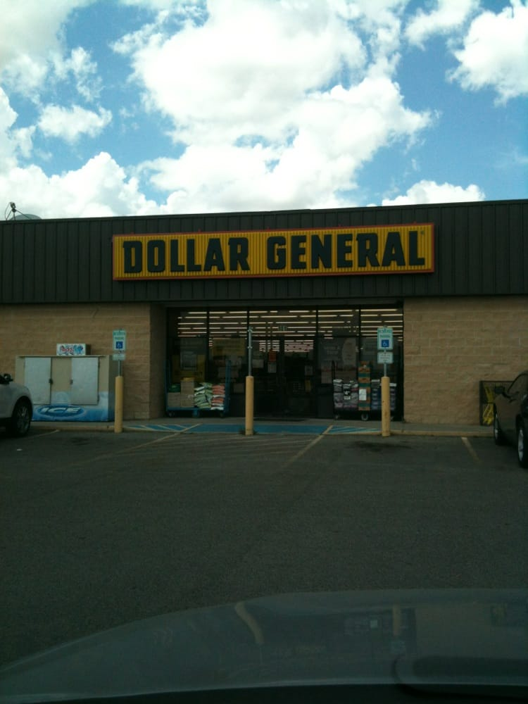 Dollar General Store: 901 E 4th St, Bishop, TX