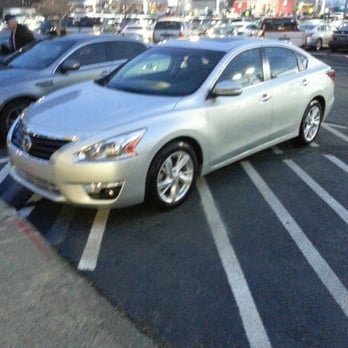 Photo Of Landers McLarty Nissan   Huntsville, AL, United States. 2014 Altima