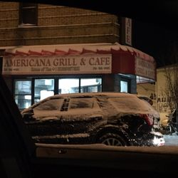 Americana Grill And Cafe Union City Nj