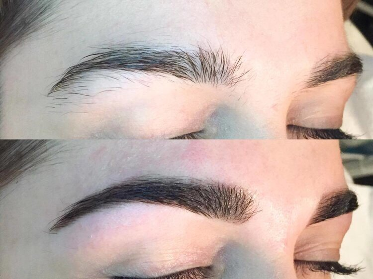 Henna Eyebrow Tint Is A Form Of Semi Permanent Hair Dye Formulated