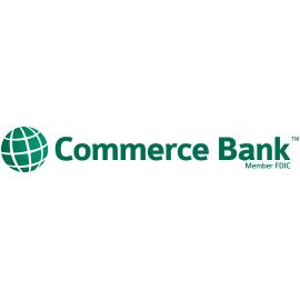 Commerce Bank: 137 W Maple St, Columbus, KS