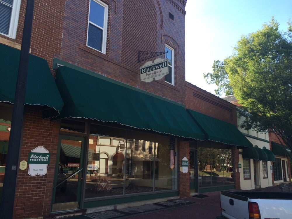 Blackwell Furniture: 107 N Madison Ave, Eatonton, GA