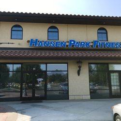 Hansen Park Fitness