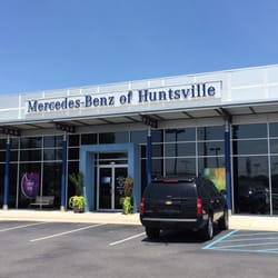 mercedes benz of huntsville car dealers 6520
