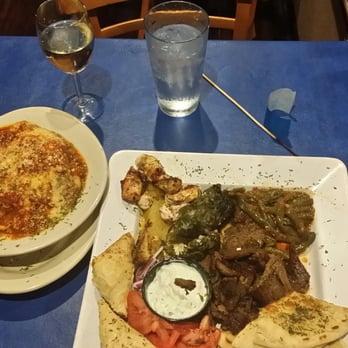 Olive Oil Greek Restaurant Spring Tx