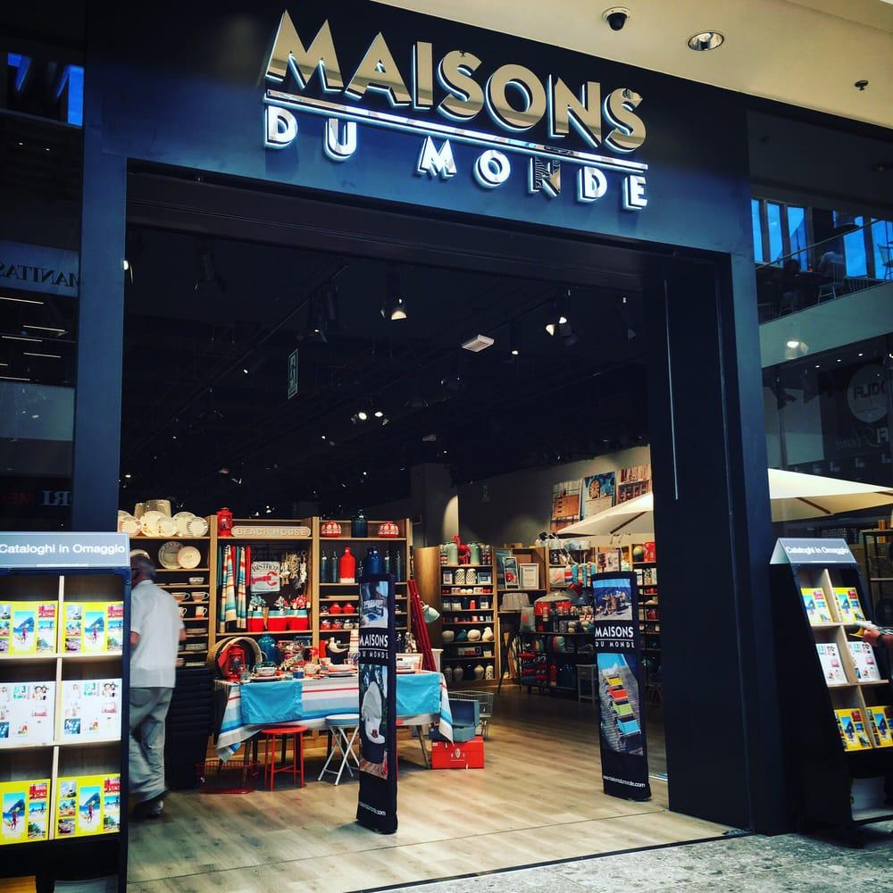 Maisons du monde negozi d 39 arredamento via giuseppe for Numero maison du monde