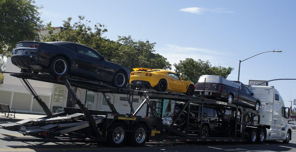 San Antonio Car Transport