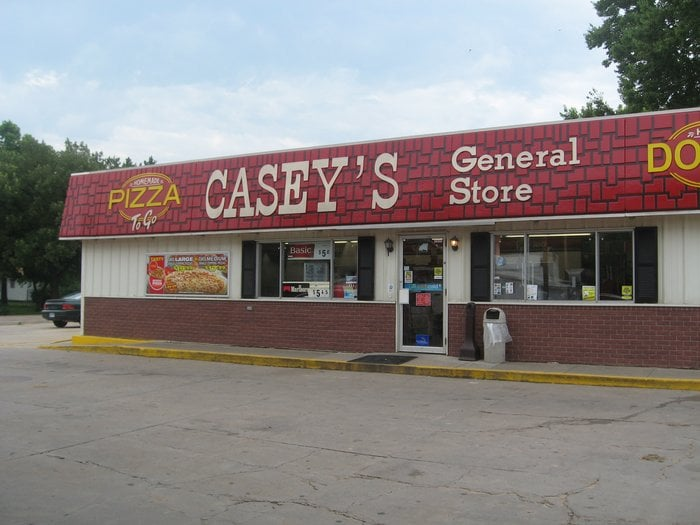 Casey's General Store: 100 E 5th St, Blue Rapids, KS