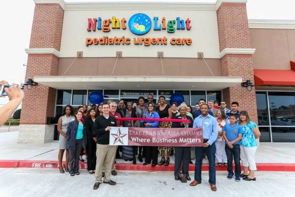 Nightlight Pediatric Urgent Care   Humble 20440 Highway 59 Ste 500 Humble,  TX Childrens Nursing U0026 Rehabilitation Ctrs   MapQuest