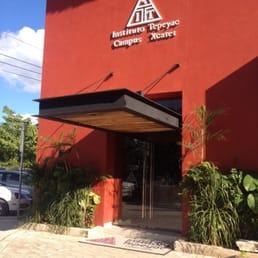 Fotos de instituto tepeyac campus xcaret yelp for Oficina xcaret cancun