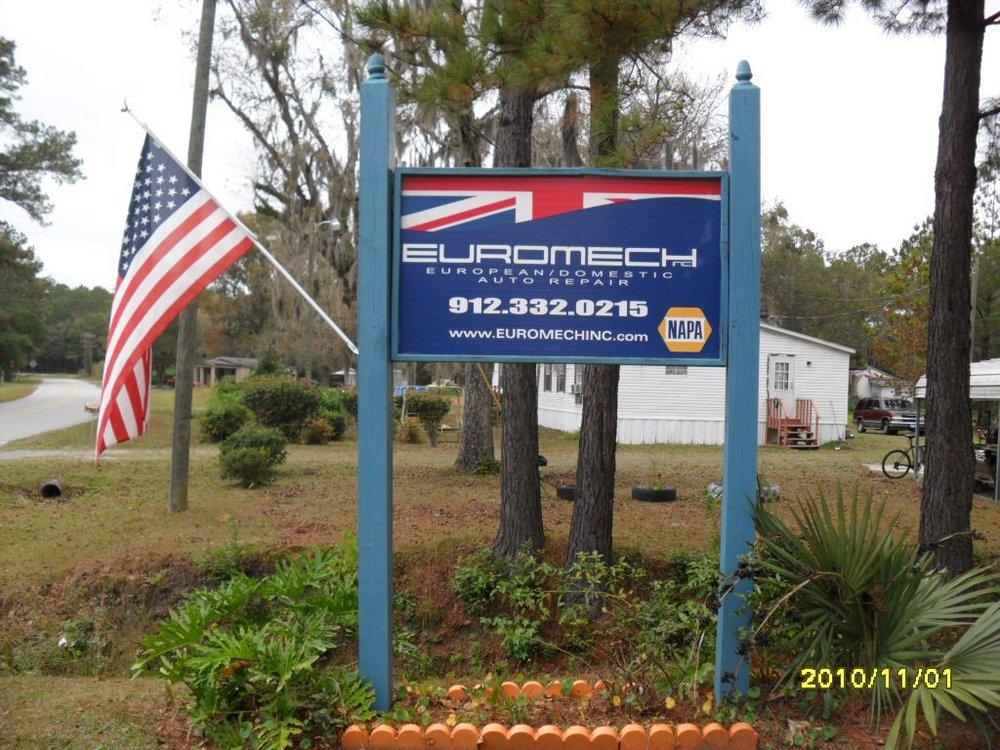 Euromech: 99 Wrights Old Oak Ln, Midway, GA