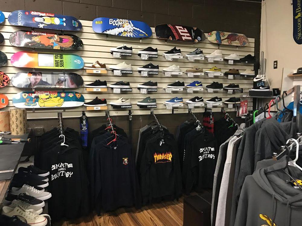 Old Skull Skateboards: 2555 Baird Rd, Penfield, NY
