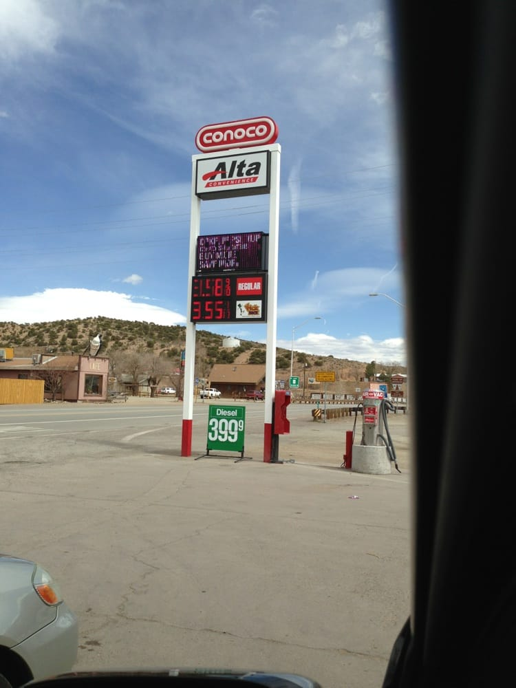 Conoco Phillips First Stop: 700 4th Ave, Fort Garland, CO