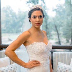 Custom made wedding dresses ny