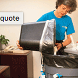 Cox Commercial Office Cleaning Services - Request a Quote - Office
