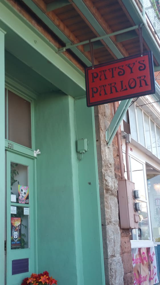 Patsy's Parlor: 331 Main St, Jerome, AZ