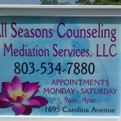 All Seasons Counseling Mediation Services 10 Photos Counseling