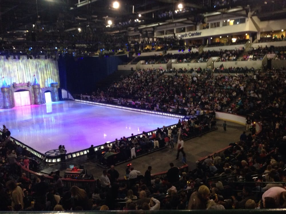 disney on ice from section 215 row a seat 1 yelp. Black Bedroom Furniture Sets. Home Design Ideas