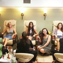 Jeeyune nails spa 186 fotos 122 beitr ge for A list nail salon bloomfield nj