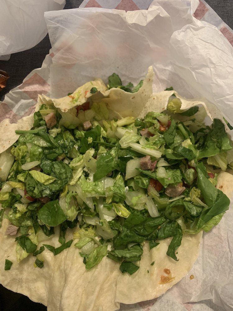 Verduzco's Wrapz Soups and Salads: 478 US Hwy 70 W, Havelock, NC