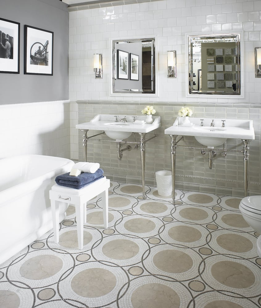 tile ideas for bathroom renaissance tile amp bath interior design 816 n fairfax 22302