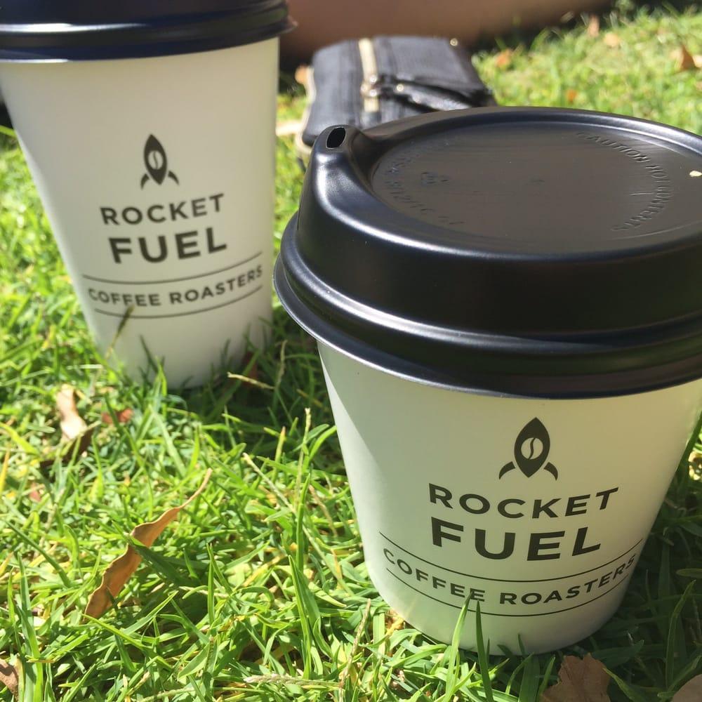 Rocketfuel Coffee & Juice - 6 Stirling Hwy, Nedlands