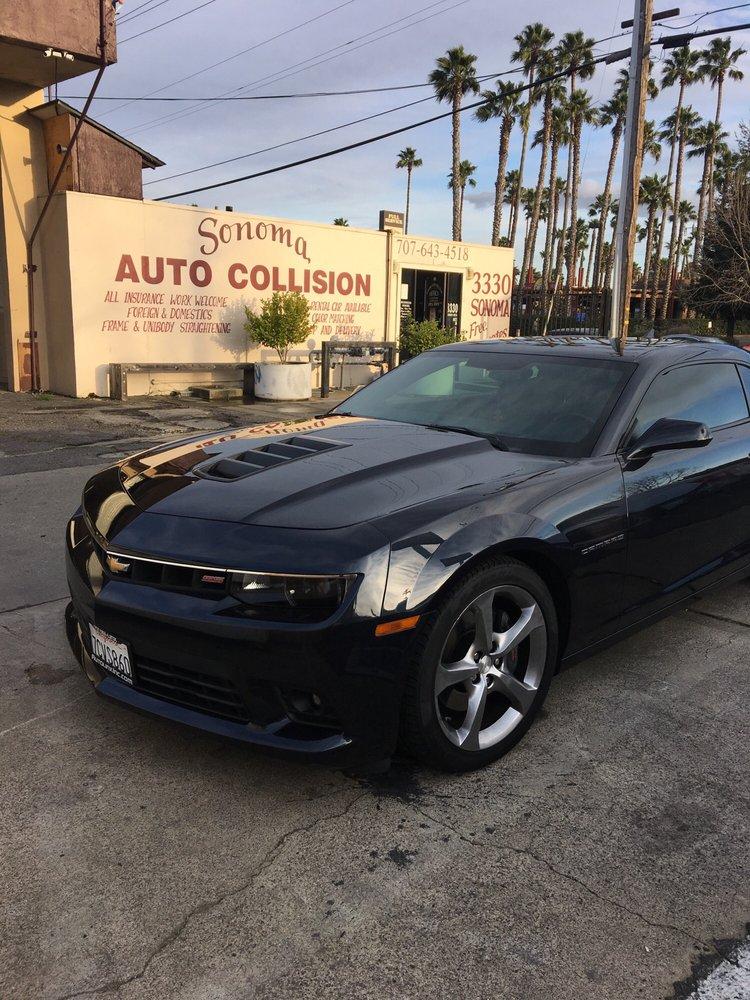 Sonoma Auto Collision: 3330 Sonoma Blvd, Vallejo, CA