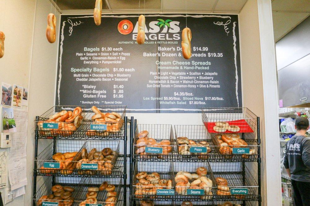 Oasis Bagels