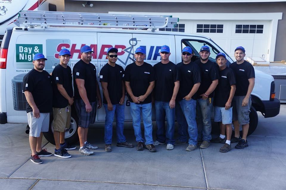 Sharp Air Conditioning & Heating