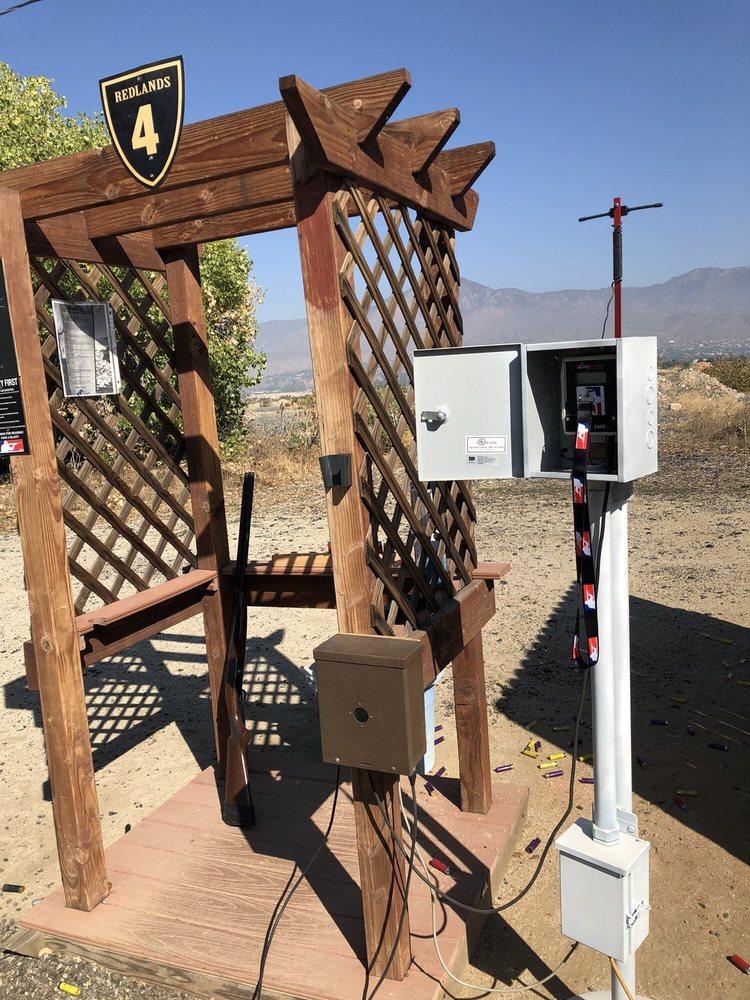Redlands Shooting Park: 2125 Orange St, Redlands, CA