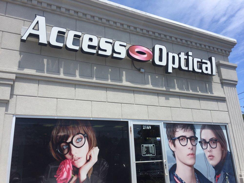 Access Optical Jared Bohn, Optician: 2169 Merrick Rd, Merrick, NY