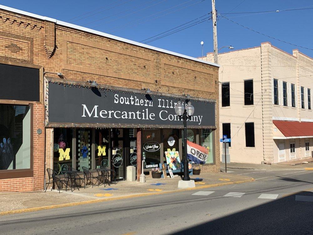 Southern Illinois Merchantile Company: 112 E Main St, Marion, IL