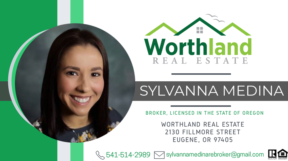 Sylvanna Medina - Worthland Real Estate: 2130 Fillmore St, Eugene, OR