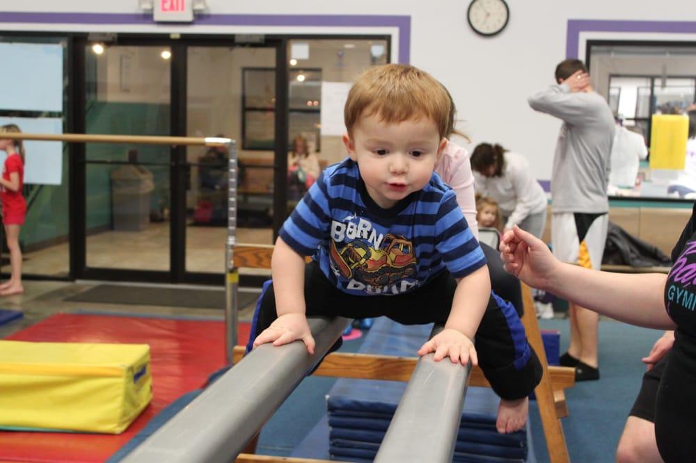 Barron Gymnastics: 5411 Jedmed Ct, Saint Louis, MO