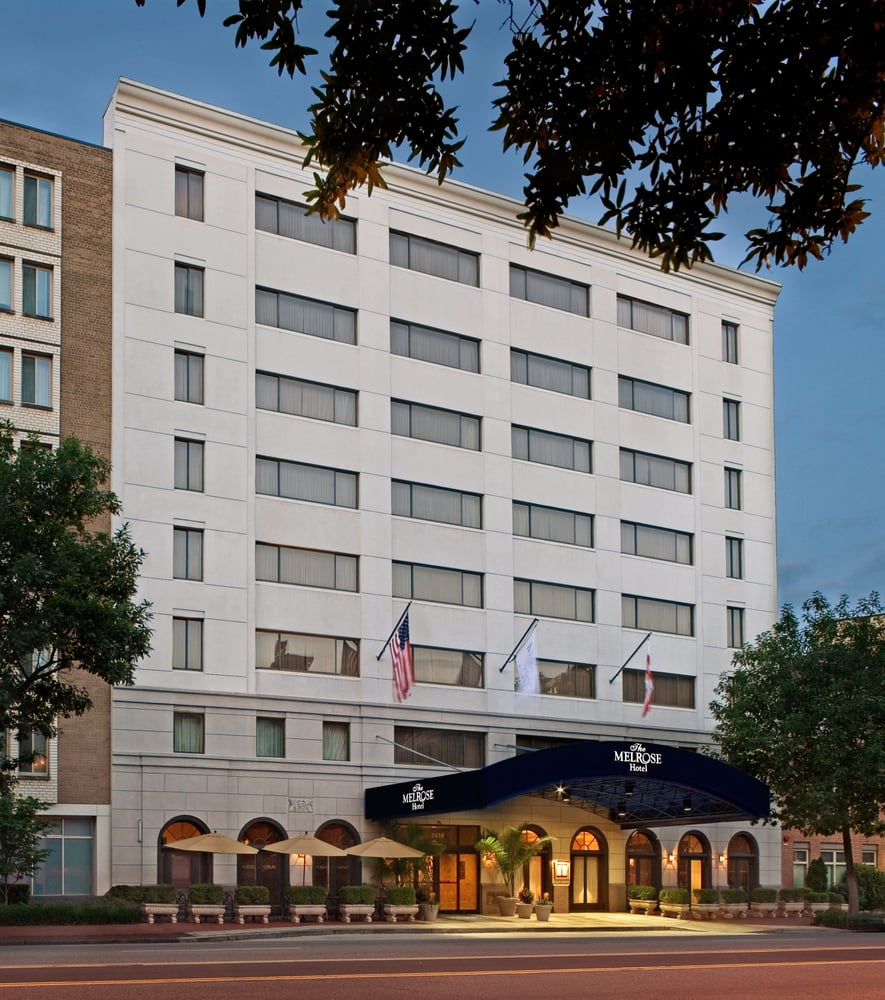 Restaurants Near Melrose Georgetown Hotel