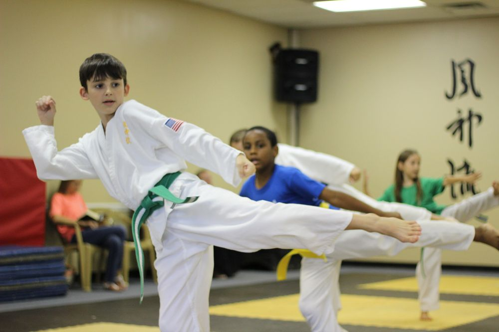 AFR Christian Karate: 410 Blanding Blvd, Orange Park, FL