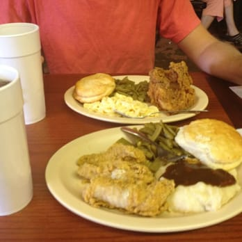 Photo Of Carver S Country Kitchen Atlanta Ga United States Catfish And Fried