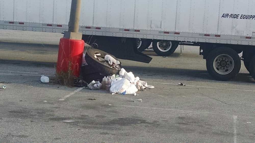 Adel Truck Plaza: I 75 & W 4 St, Adel, GA